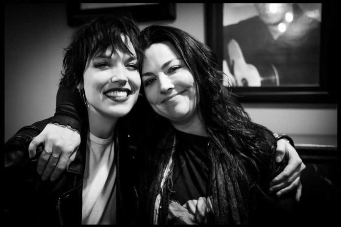 Lzzy Hale Amy Lee