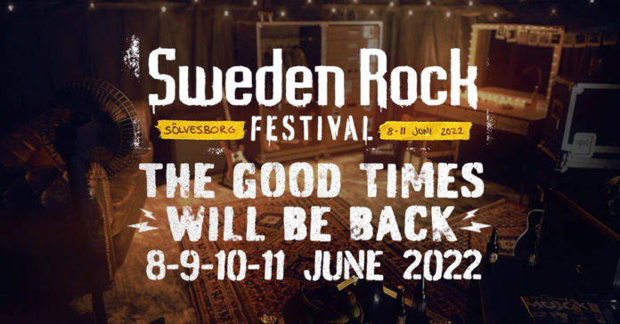 Sweden Rock Cancel