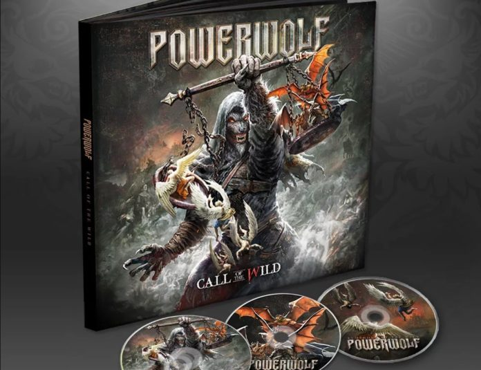 Powerwolf Call Of The Wild